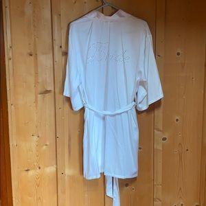Gilligan & O'Malley Bride Robe